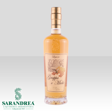 Liquore Grappa e Miele Sarandrea 500 ml