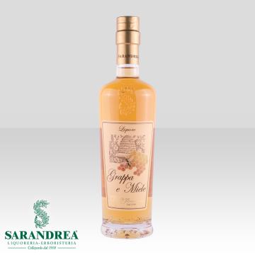 Liquore Grappa e Miele Sarandrea 500 ml