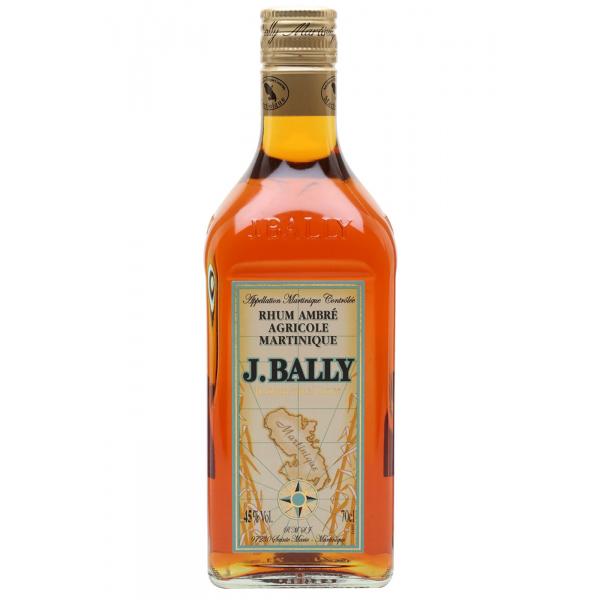 Rum Ambré Agricole J.Bally Martinica 70cl