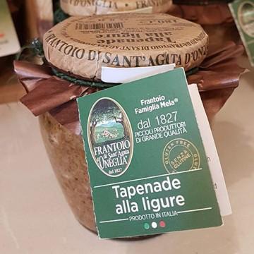 Tapenade alla Ligure Frantoio di Oneglia 180 grammi