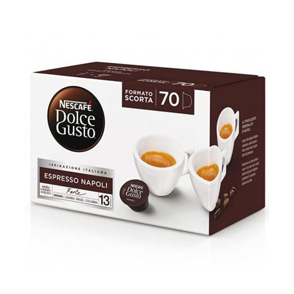 Nescafè Dolce Gusto Napoli (70 capsule)