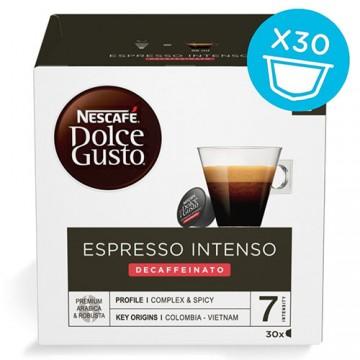 Nescafè Dolce Gusto Decaffeinato Intenso (30 capsule)