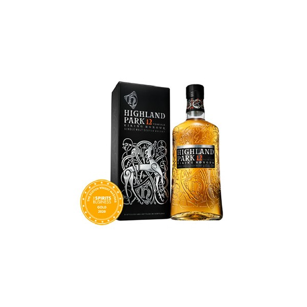 Whisky Scozzese Highland Park Single Malt 12 Anni