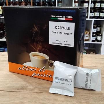 50 Compatibili Bialetti®* Biancaffè Crema