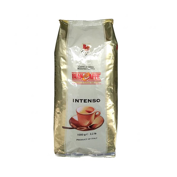1 kg Caffè in Grani Biancaffè Intenso