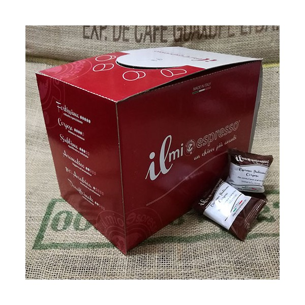 50 Capsule Corposo Il Mio Espresso System