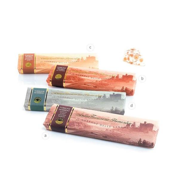 Torrone Morbido Ricoperto Cioccolato Antica Torroneria 200 gr