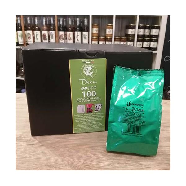 10 Compatibili Bialetti Il Mio Espresso Decaffeinato