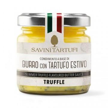 Burro al Tartufo Estivo Savini 80 gr