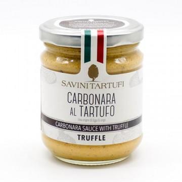 Preparato per Carbonara Savini Tartufi 180 grammi