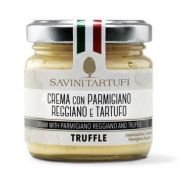 Crema con Parmigiano e Tartufo Savini 90 grammi