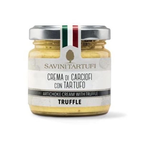 Crema di Carciofi con Tartufi Savini 90 grammi