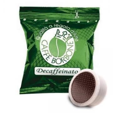 100 Capsule Borbone Dek Verde Compatibili Lavazza Espresso Point