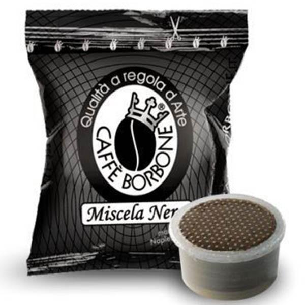 100 Capsule Borbone Nera Compatibili Lavazza Espresso Point