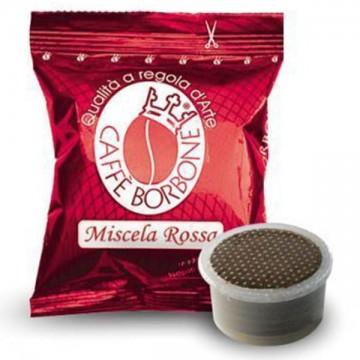 100 Capsule Borbone Rossa compatibili Lavazza Espresso Point