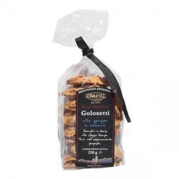 Golosetti Grappa e Arancia 250 gr Ciardi