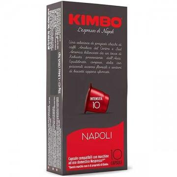 Compatibili Nespresso Kimbo Napoli (10 cps)