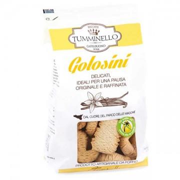 Biscotti Golosini Tumminello 400 grammi