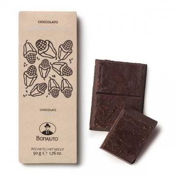 Tavoletta Cioccolato Fondente 90% 50 gr Bonajuto
