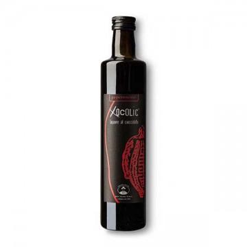 Liquore al Cioccolato e Peperoncino Xocolic 50 ml Bonajuto