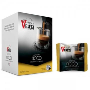 100 Compatibili Bialetti Caffé Verzì Ricco