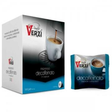 80 Compatibili Bialetti Caffé Verzì Decaffeinato