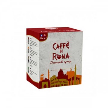 50 Compatibili A Modo Mio Caffè di Roma Vulcano