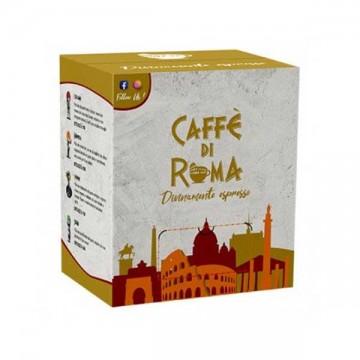100 Cialde ESE 44 Caffè di Roma Vulcano