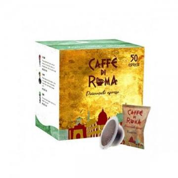50 Compatibili Espresso Point Caffè di Roma Vulcano