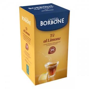 Cialde Tè al Limone Caffè Borbone (18 cialde)