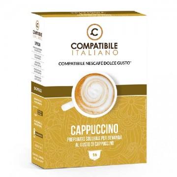 Compatibili Nescafé Dolce Gusto Cappuccino (16 capsule)