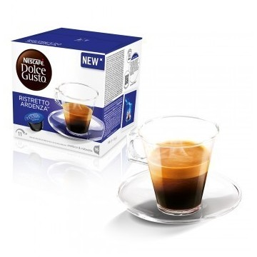 Nescafe' Dolce Gusto Espresso Ristretto Ardenza (16 capsule)