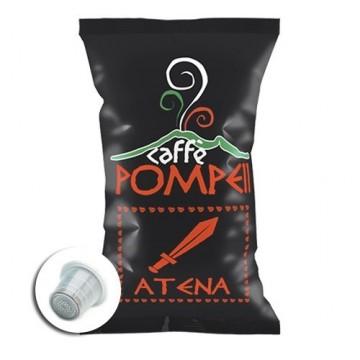 100 Capsule Pompeii Compatibili Nespresso Atena