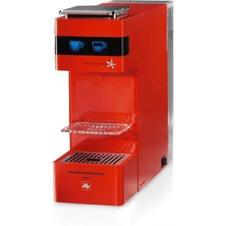 Illy Iperespresso Y3A Rossa