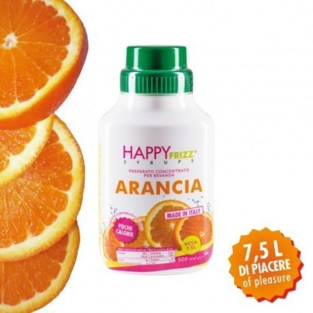 Sciroppo Happy Frizz Arancia 500 ml