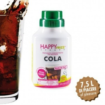 Sciroppo Happy Frizz Cola 500 ml